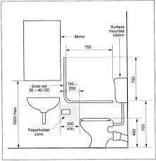 Image Result For Wc Basin Height Cm Bathroom Floor Plans