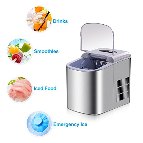 Top 10 Best Countertop Ice Maker Reviews In 2020 Bt3 S Reviews