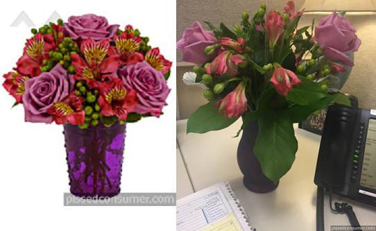 """FromYouFlowers reviews. """"From You Flowers Dead Flowers"""