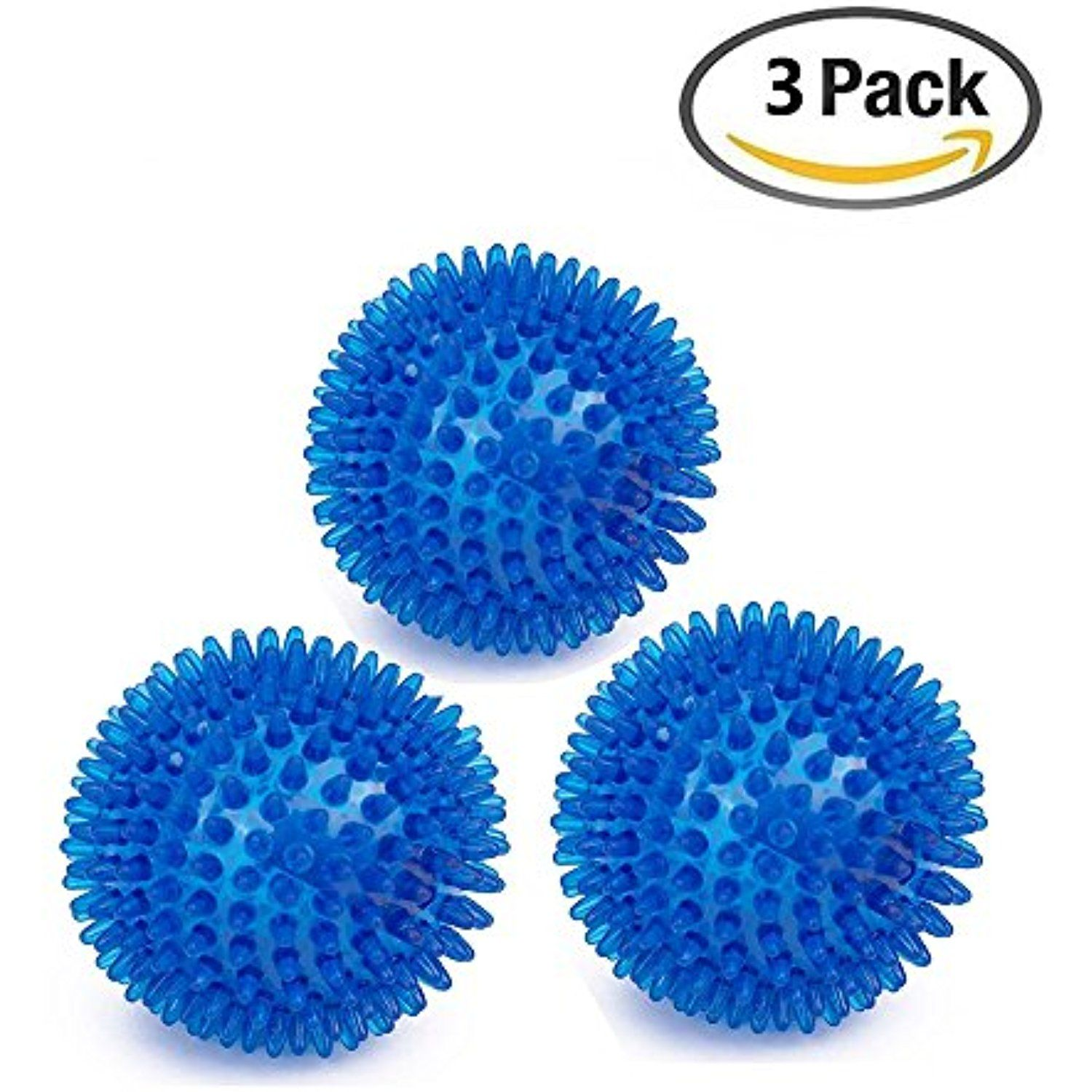 Eetoys Tpr Bouncy Floating Teeth Cleaning Spiky Ball Squeaky Toy