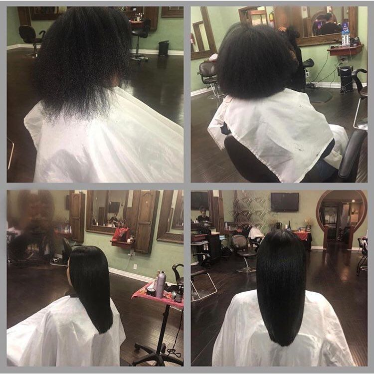 17 Months Worth Of Healthy Natural Hair Growth Thanks To Our Healthy Hair Care Program Natural Hair Growth Healthy Natural Hair Growth Healthy Natural Hair