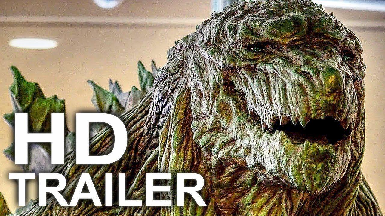 GODZILLA MONSTER Final Trailer 4 NEW 2018 Netflix
