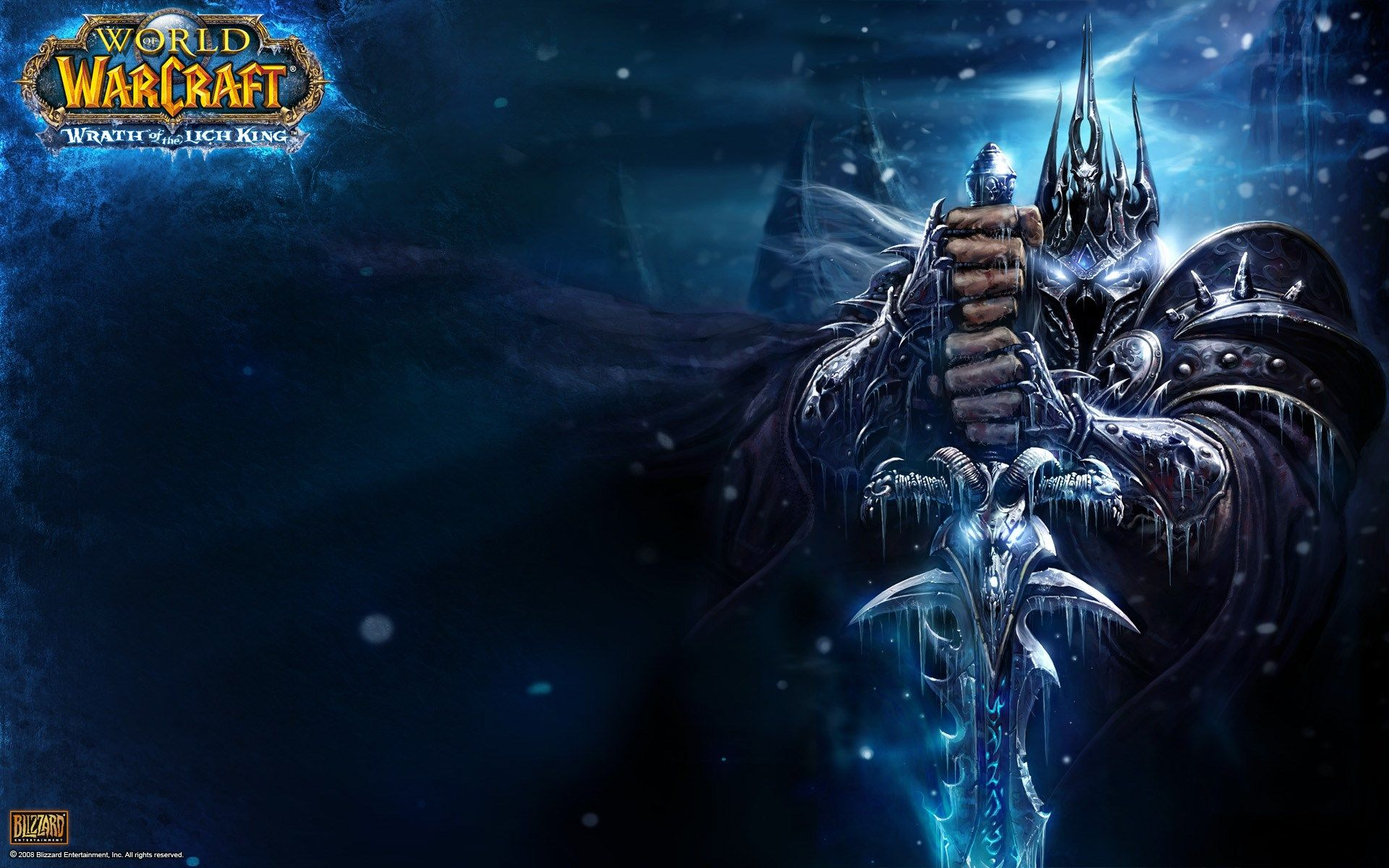 1920x1200 World of Warcraft Wrath of the Lich King game