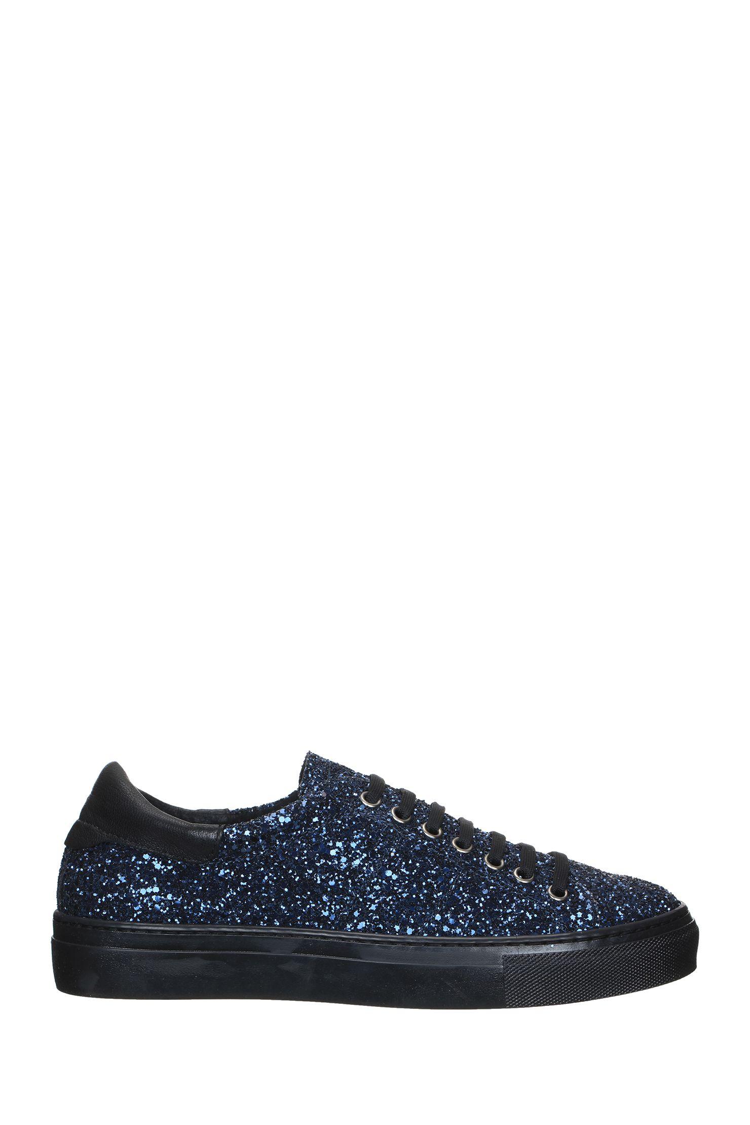 0c1df726395 Sneakers bleu noir paillettes Danielle. Sneakers bleu noir paillettes  Danielle Chaussures En Ligne
