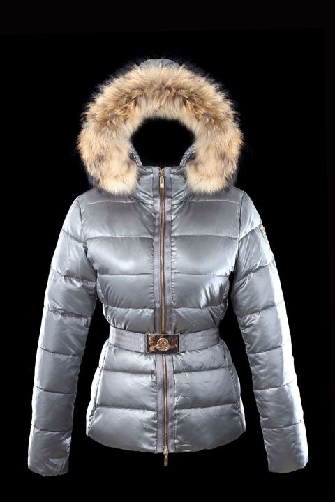 1965cd4a6d70 Online shopping moncler angers women jackets silver grey in general ...
