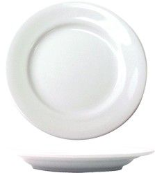 The fine porcelain white restaurant dinnerware chop plate is a extra large dinner plate measuring across. Its wide rim makes an excellent canvas for an ...  sc 1 st  Pinterest : extra large white dinner plates - pezcame.com
