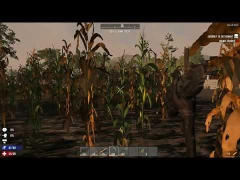 7 Days To Die Alpha 16 Experimental Lets Play Day 4 New Base Day 4