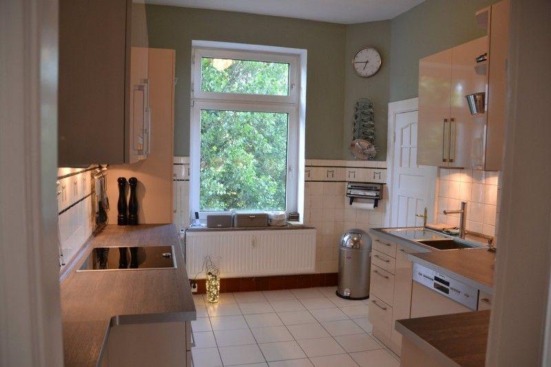 küche in schwierigem altbau-grundriss - fertiggestellte küchen ... - Küche Altbau