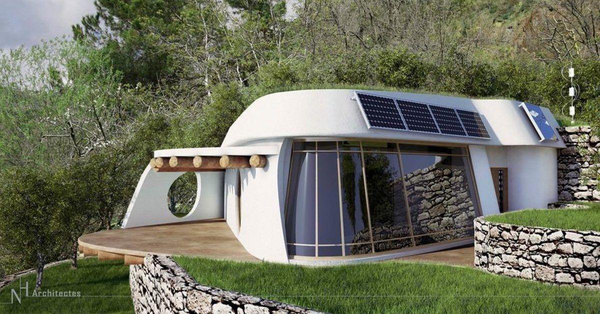 lifehaus concept house inspir du earthship en mode. Black Bedroom Furniture Sets. Home Design Ideas