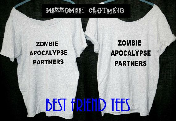 Hey, I found this really awesome Etsy listing at https://www.etsy.com/listing/179415431/best-friend-shirts-off-the-shoulder-over