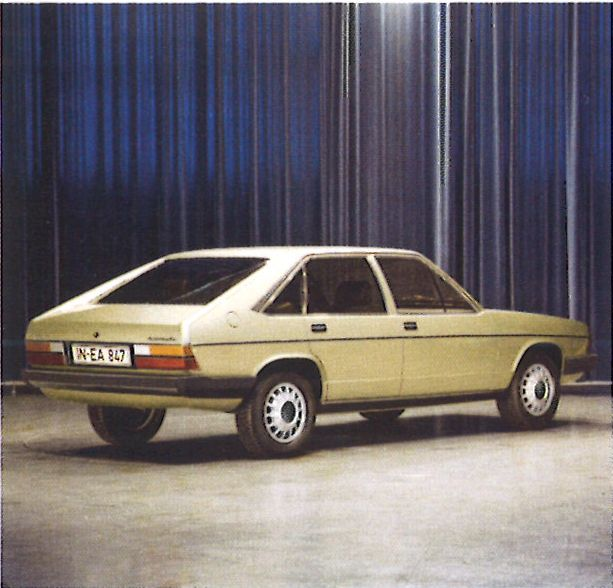 OG | 1977 Audi 100 Avant C2 | Full-size prototype with ...