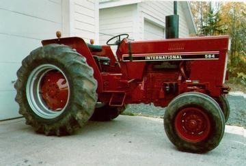 1983 International Harvester 584 Tractors Case Ih Repair Manuals