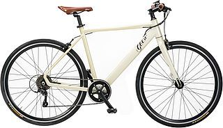 È davvero impossibile non rimanere sedotti da un bicicletta elettrica come la Geero E-bike capace di richiamare le linee vintage delle bici da città del secolo scorso e di rendere invisibile un motore
