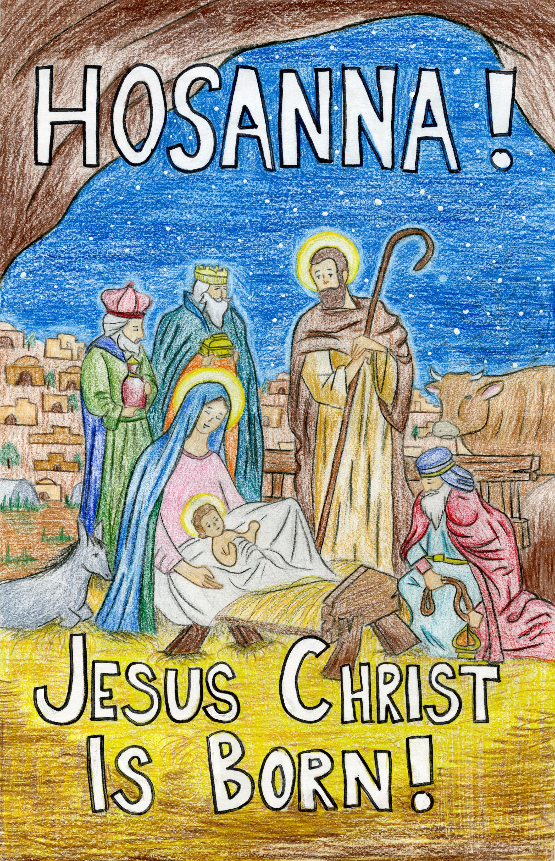 Keep Christ in Christmas | Knights of Columbus | KOC Poster ...