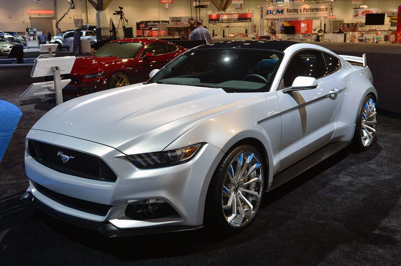 American Muscle Cars… SEMA 2014: Forgiato 2015 Ford Mustang,Forgiato ...