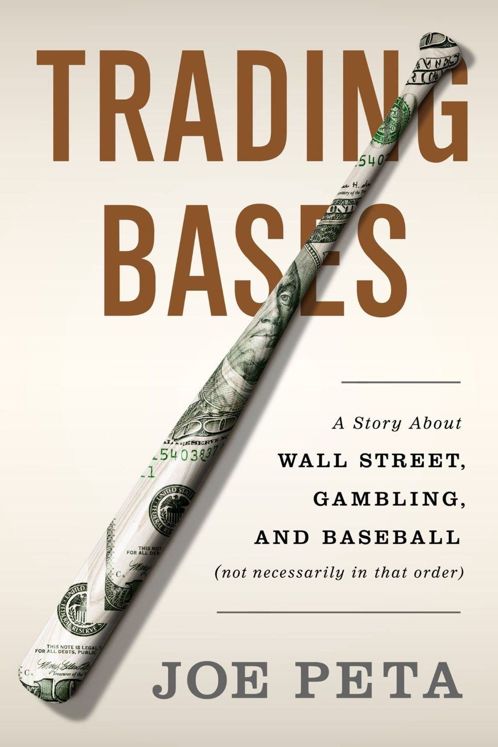 """""""A fun approach to developing the discipline necessary to separate reproducible skills from the disruptive effects of chance in baseball, finance, and life. Peta's approach is helpful to understanding statistical analysis in any field, not just the chosen baseball specialty. The main focus on baseball provides a starting point for much more.""""   ~Kirkus Reviews"""