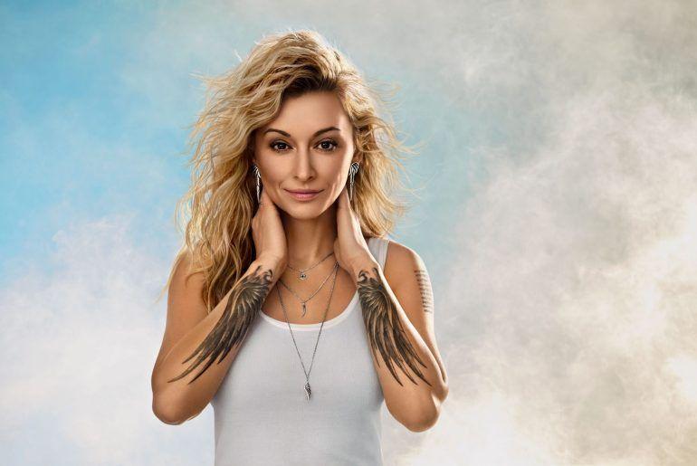 Kobiece Tatuaże Martyna Wojciechowska Tatuaże Tatuaże