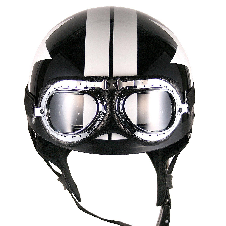 10 Best Cruiser Motorcycle Helmets   Wind Burned Eyes
