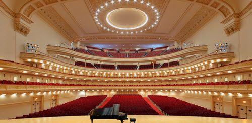 salle concert musique classique new york