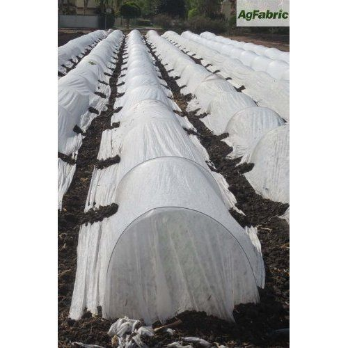30FT Long Agfabric Hoop House Kit, Mini Greenhouse, Grow Tunnel kits ...