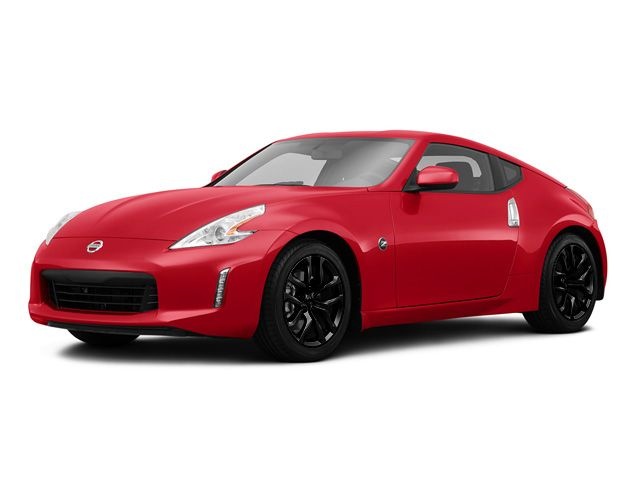 New 2016 Nissan 370Z Base Solid Red N18049 Nissan 370z
