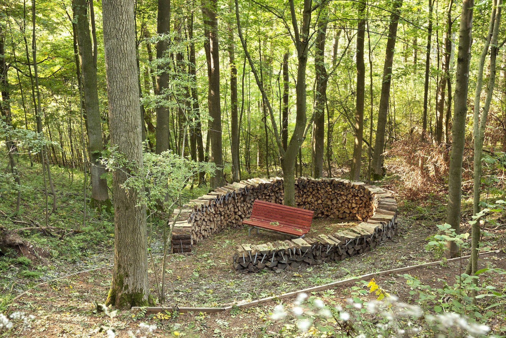 Landscape Therapeutic Park In Brilon By Planergruppe Landscape Architecture Landscape Forest Garden