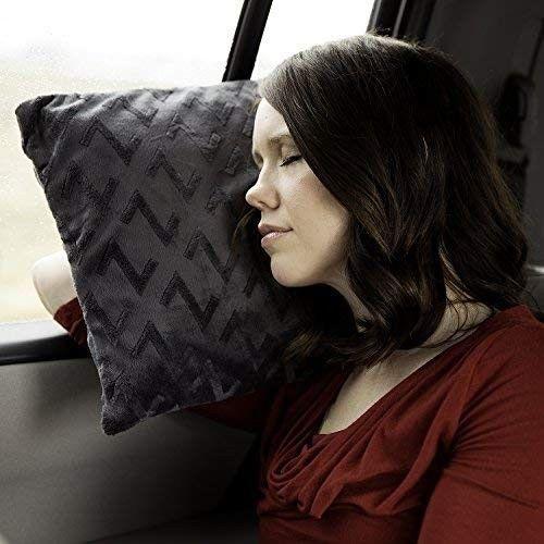 Gel Memory Foam Pillow Travel Vacation Sleeping Shredded