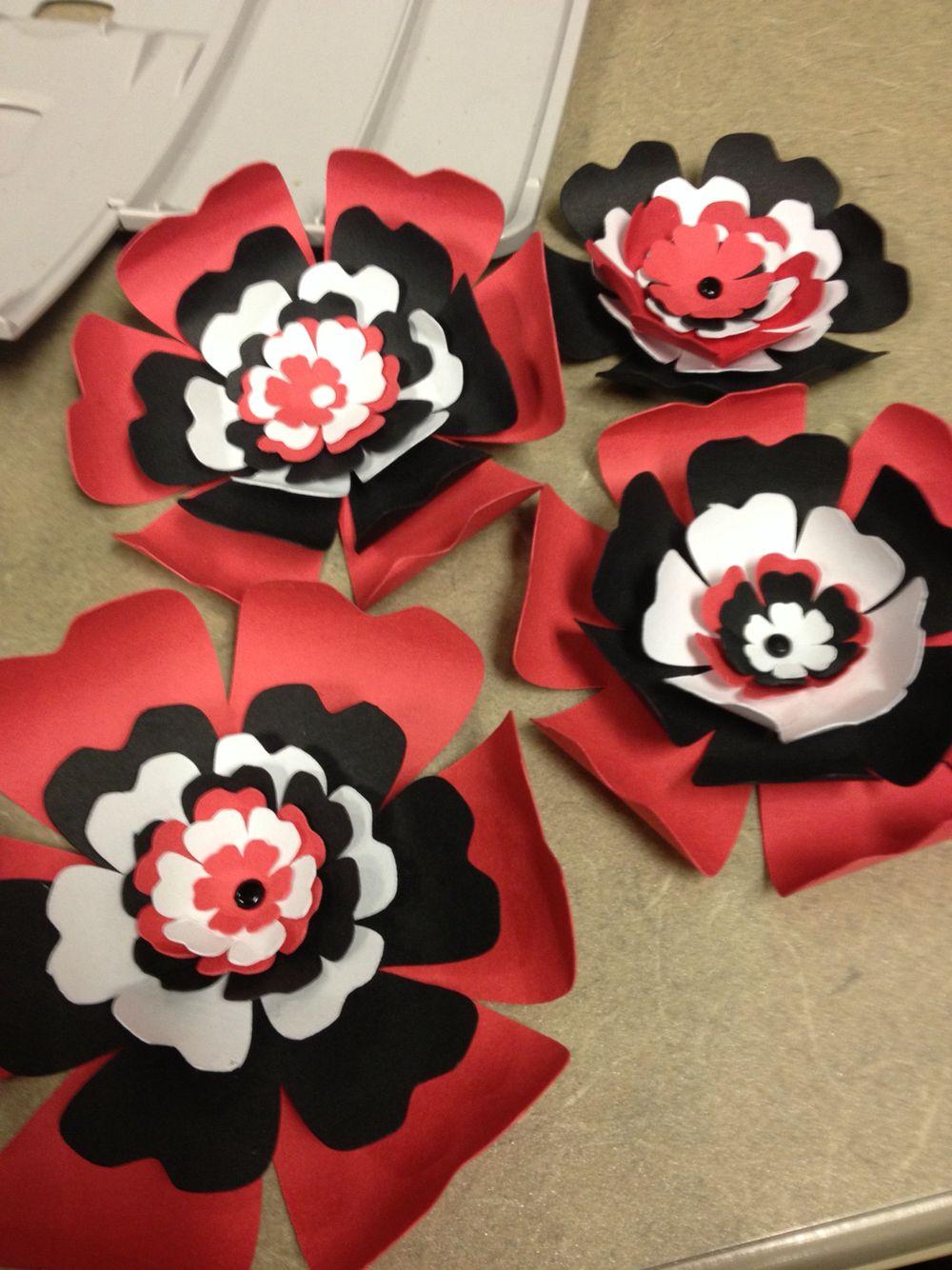 Cricut flowers... Creative, Creation, Sugar cookie
