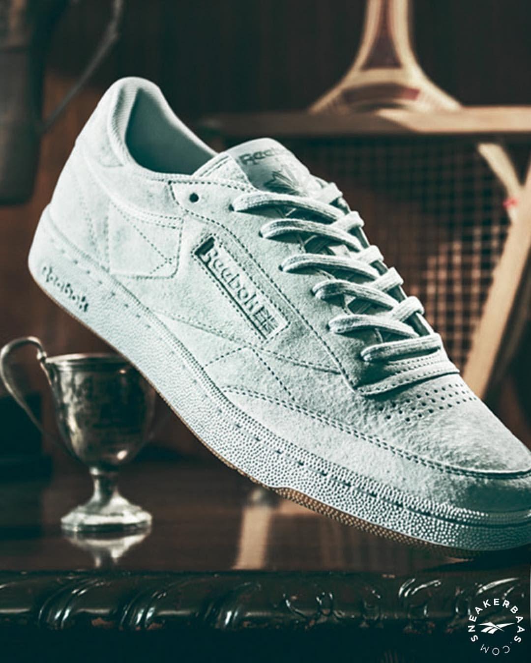 74a590c44b71b Reebok Classics Club C 85 TG x Kendrick Lamar  sneakers  sneakernews   StreetStyle  Kicks  adidas  nike  vans  newbalance  puma  ADIDAS  ASICS   CONVERSE ...