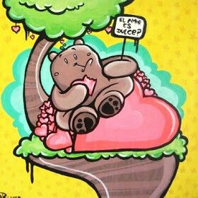 El amor ♡♡ es dulce???