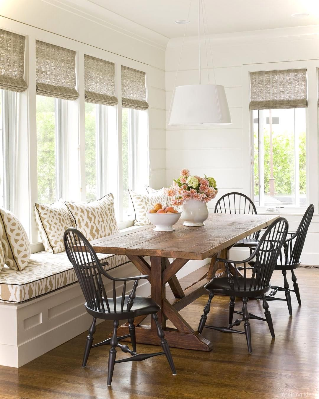 80 Awesome Banquette Seating Ideas for Your Kitchen