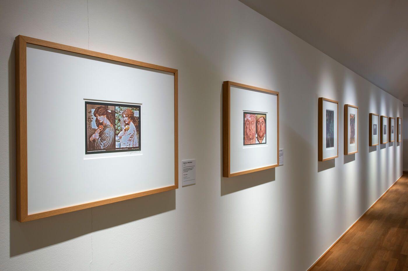 the museum project sonderausstellung im mnha luxemburg ausstellung moderne acrylmalerei abstrakt aquarelle malerei