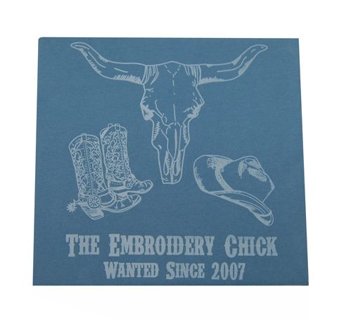 I am BEYOND excited to introduce my new line of shirts.  Designed with Comfort Colors tanks and pocket shirts, our custom The Embroidery Chick patterns are perfect for any age and any season.