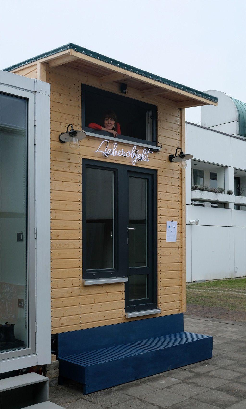 Das TITO 10 qm Tinyhouse Interior Projekt Mini loft