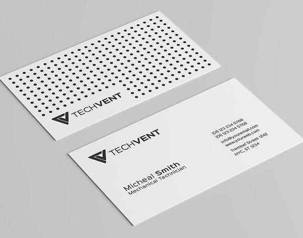Modern Business Card Psd Templates Design Business Card Psd Modern Business Cards Minimal Business Card