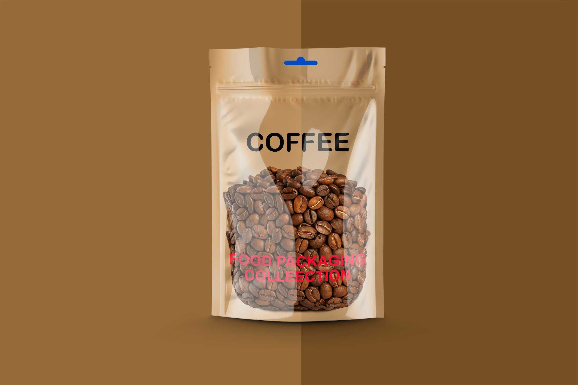 Download Free Download Resealable Standup Pouch Mockup Pouch Mockup Mockup Free Psd Mockup Psd Mockup