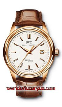 IW323303 - in 18 ct. rose gold with brown alligator leather strap, A tribute to the first Ingenieur from 1955 in an 18 ct. white gold or 18 ct. rose gold (4N) case, IWC manufactured 80111 calibre automatic movement with Pellaton winding system and integrated shock absorbers - See more at: http://www.worldofluxuryus.com/watches/IWC/Discontinued-Models/323.303/185_789_3093.php#sthash.lQlB8gsz.dpuf