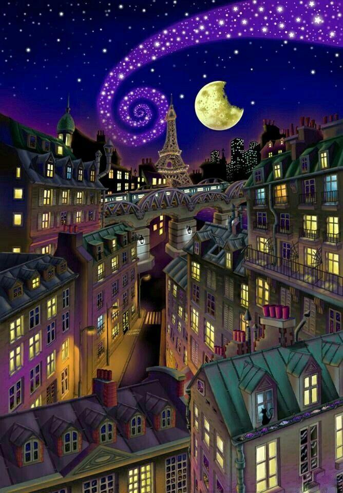 сердечком рисует ночью картинки следует, что