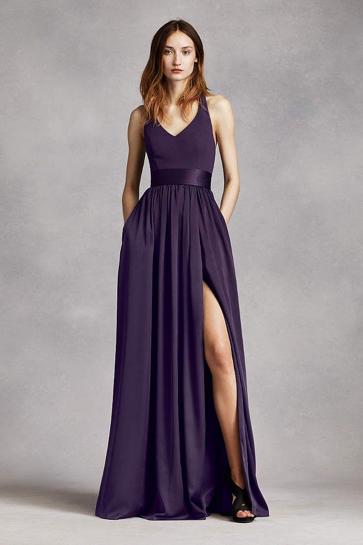 100 dollar wedding dress  Does your bridal party prefer long bridesmaid dresses Shop at