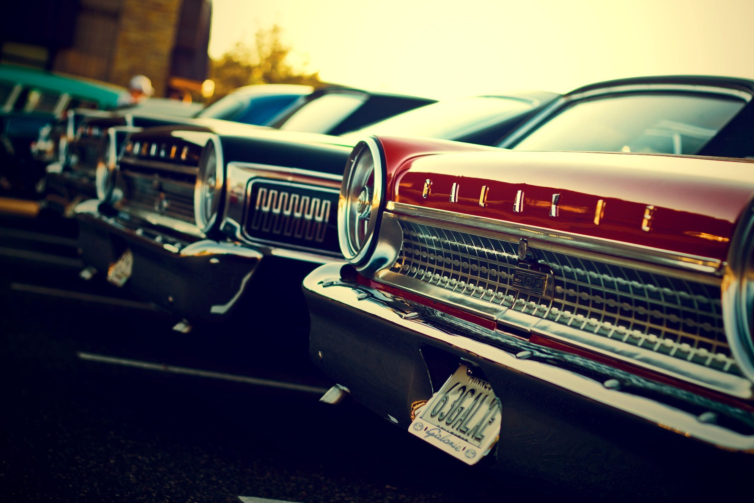 Old School Muscle Cars Wallpapers Top Free Old School Muscle