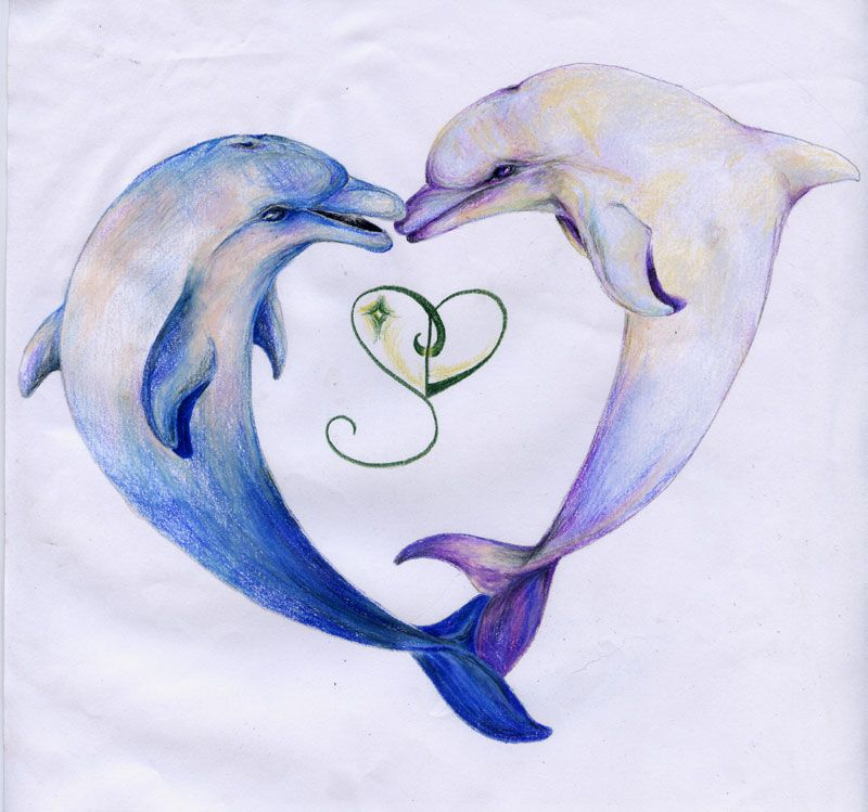Pin by Birgit Keys on Clip Art Sealife | Dolphin clipart ...