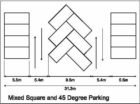 size of car parking space   Google Search. size of car parking space   Google Search   M Plan   Pinterest