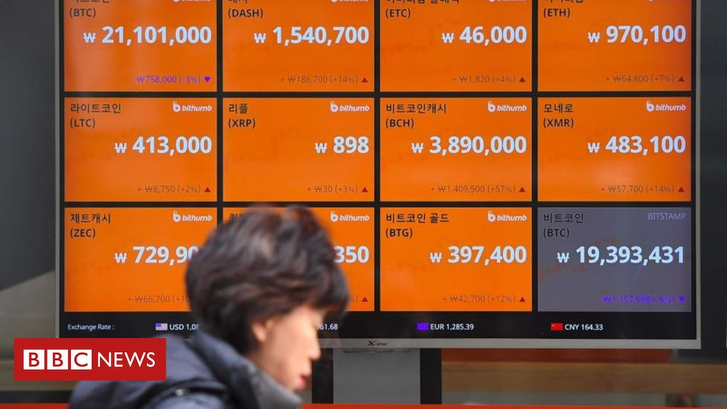 How does South Korea sway Bitcoin prices? | Cryptocurrency ...