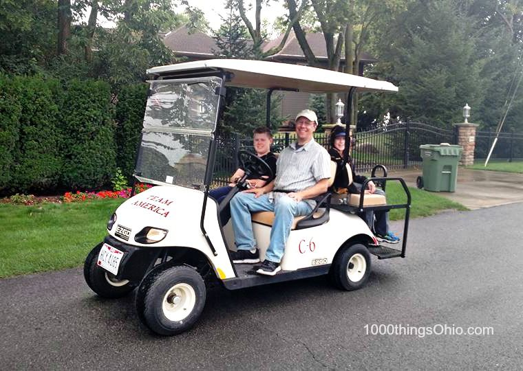 How to Plan a Relaxing Trip to Put-in-Bay, South B Island via ... Golf Cart Relaxing on exciting golf, natural golf, lazy golf, peaceful golf, cute golf, captain kangaroo golf, playing golf,