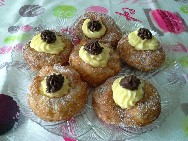 Zeppoline di San Giuseppe fritte - festa del papà #incucinaconsilvia