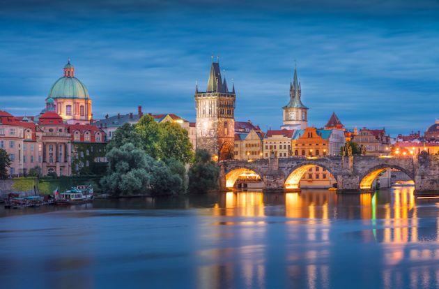 Paris to Prague Explorer