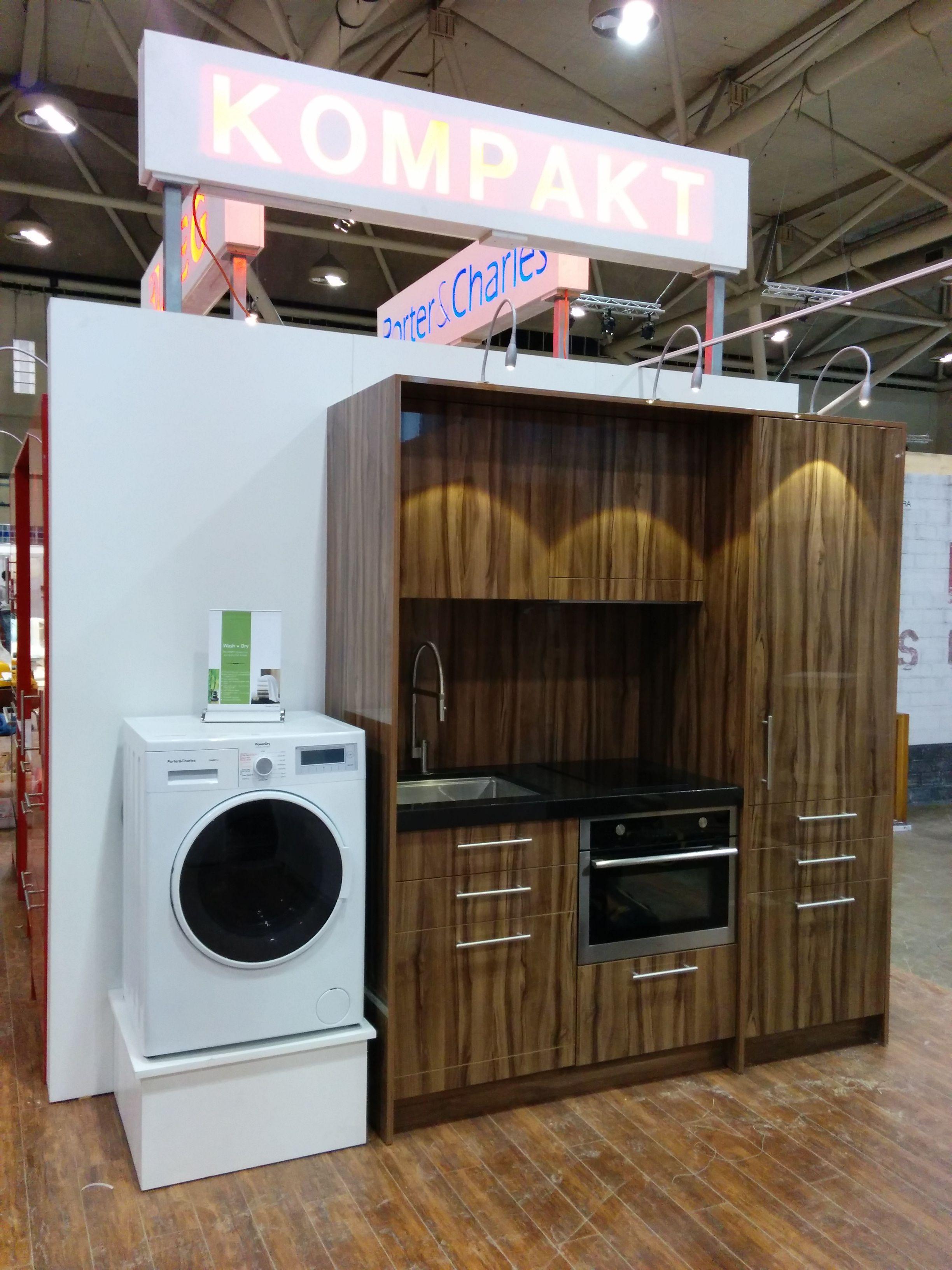 Our Kompakt Kitchen Home Appliances Washing Machine Laundry