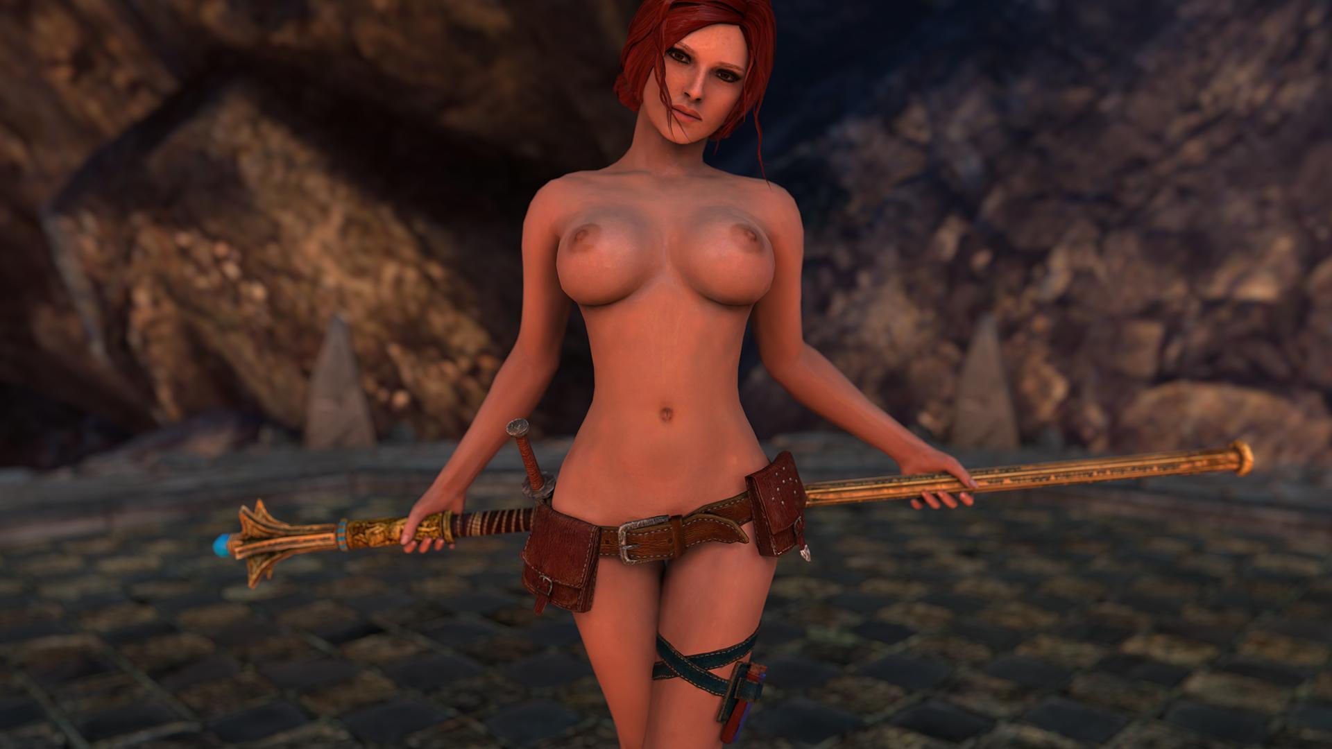 Видео игры с голыми женщинами