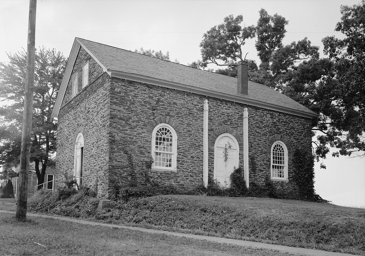 Guinston United Presbyterian Church in York County
