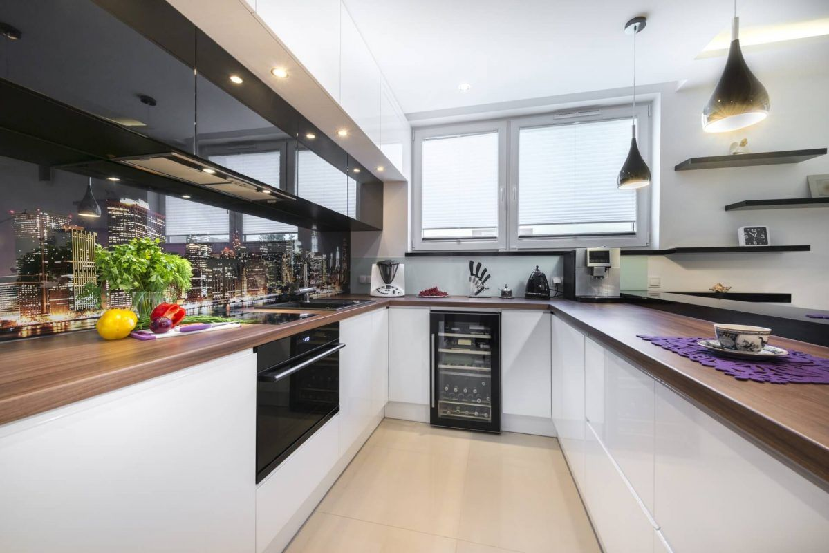 Kuchnia Meble Na Wymiar Warszawa Kuchnia Industrialna Angielska W Stylu Skandynawskim Glamour Z Modern Kitchen Remodel Luxury Kitchens Modern Kitchen